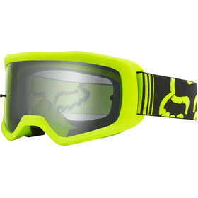 Fox Main II Race Goggles, fluorescent yellow/clear